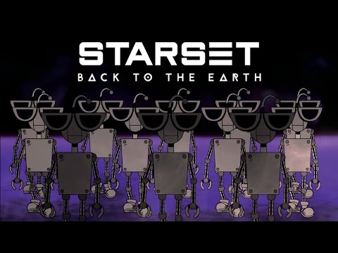 Starset - Back To The Earth (Official Music Video)