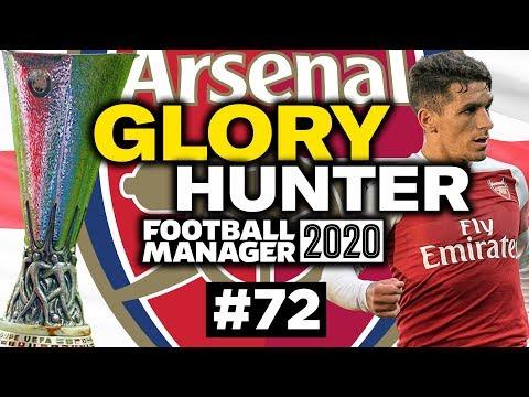GLORY HUNTER FM20   #72   ITS A GOALFEST!   Football Manager 2020