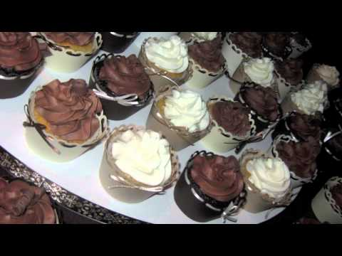 Cupcake Wedding Video