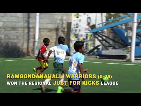 Just For Kicks - Children Football League