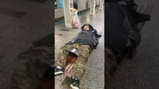Body dropped in chicago  on cta blue line man SHOT and killed in chicago aka chiraq this  chicago ni