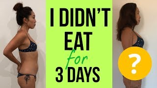 Water Fasting Results Day 7 - WATER FAST - Music Videos