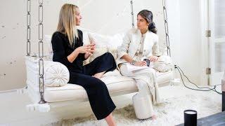 Gwyneth Paltrow & Leandra Medine: The Chatroom