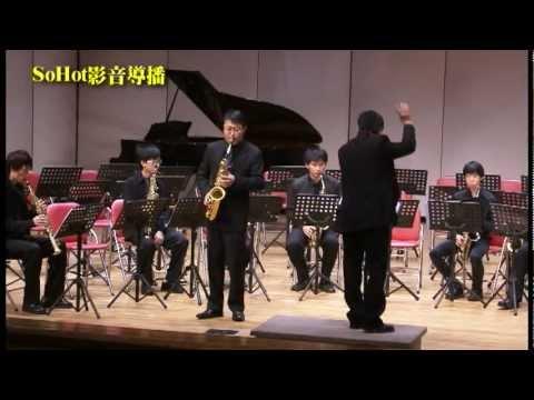 Glazounov Saxophone Concerto I.