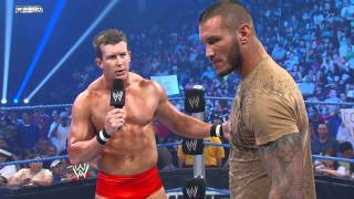 Friday Night SmackDown - SmackDown: Randy Orton RKOs Ted DiBiase