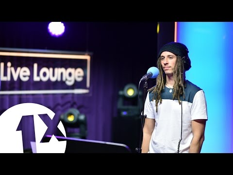 JP Cooper performs Party in the 1Xtra Live Lounge