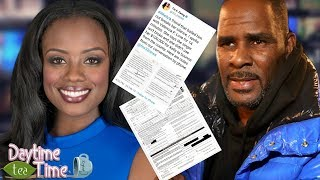 R.Kelly gets BLACK BUSINESS WOMAN to BAIL him out of Jail + people BOYCOTT her Chicago Restaurant!