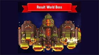 Space Shooter : Alien vs Galaxy Attack (Premium) World Boss