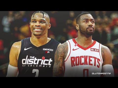 Russell Westbrook Traded for John Wall! 2020 NBA Free Agency