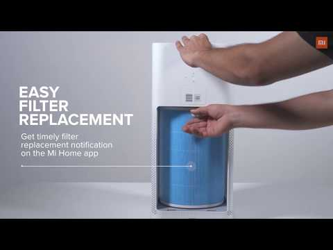 video Mi Air Purifier 2S (White)