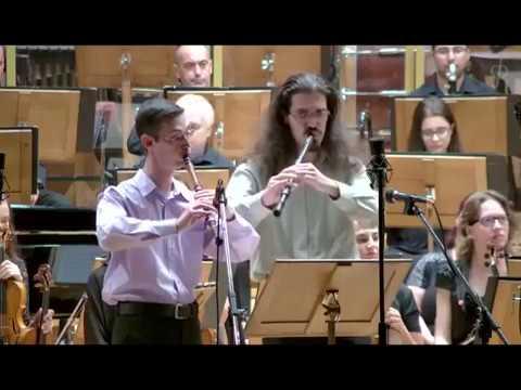 Vasil Belezhkov - Vasil Belezhkov - 'Native Paths' suite for kaval and symph. orch. - 03.'Pair of kavals'