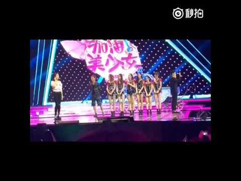 160826 f(x) Victoria&Bigbang Seungri&Huang Xiaoming 4 Wall dance fancam