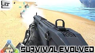 ARK: Survival Evolved - ASSAULT RIFLE! E34 ( Gameplay )