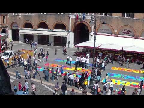 FLASH MOB | TREVISO IO CI SONO | 5 MAGGIO 2012 | PIAZZA DEI SIGNORI (video 2)