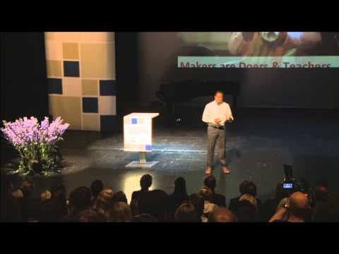 The value of creativity and passion (1 of 4) - David Sengeh - YouTube