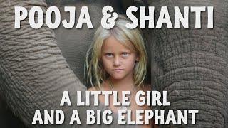 A Little Girl Loves A Big Elephant - Pooja & Shanti: Eine besondere Freundschaft