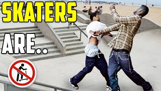 Skaters are Skaters #2 2020 (Skate, Skateboard, Skateboarding)