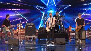 Britain's Got Talent 2019 Chapter 13 Boy Band Full Audition S13E06