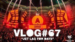 Armin VLOG #67 - Jet Lag For Days