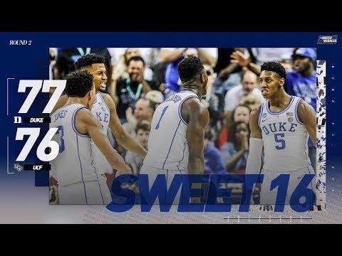 Instant classic: Duke survives UCF's upset bid (extended highlights)