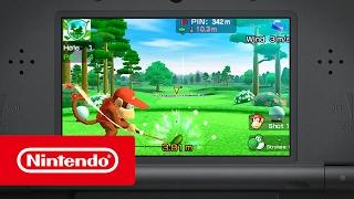 Mario Sports Superstars - Trailer sul golf