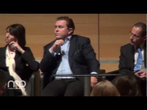 Diskussion: 3D und HDTV : Wie entwickelt sich das Fernsehen der Zukunft?