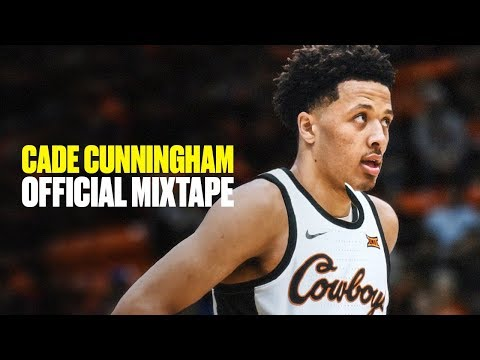 Cade Cunningham Is an OKLAHOMA STATE Commit! — Official Mixtape
