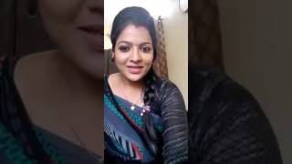 VJ Chitra on Facebook Live - Oneindia Tamil