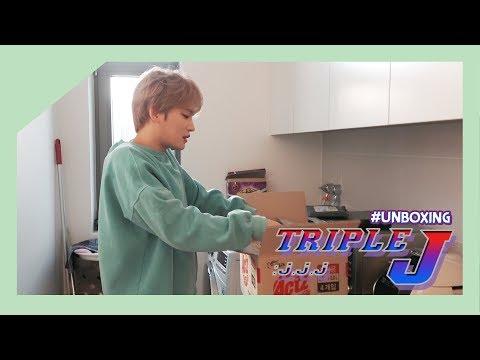 [TRIPLE_J] EP.2 재중vlog❤️/ 택배언박싱 우리 같이 뜯어요🔎ㅣ김재중(KimJaeJoong)