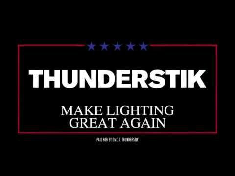 Blizzard Election 2016: ThunderStik™ - Make Lighting Great Again