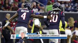 Texans Insider John McClain on Bill O'Brien Controlling Teams' Personnel Moves | The Rich Eisen Show