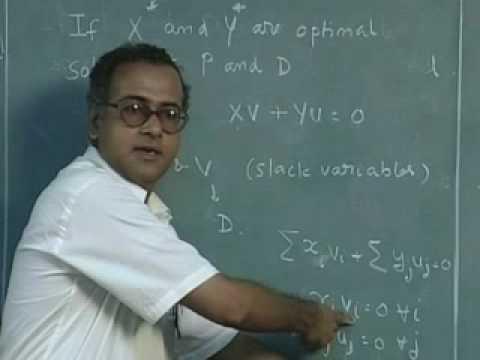Baixar Lec-9 Primal Dual Relationships, Duality Theorems