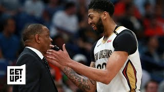 Zion is a great talent, but Anthony Davis is trying to win championships – Jay Williams | Get Up!
