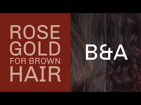 Overtone Haircare Launches Newest Color Conditioner Rose Gold For