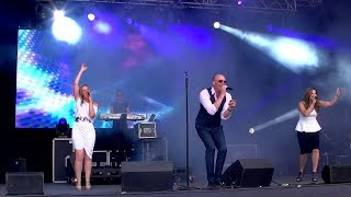 Heaven 17 live Let's Rock Southampton