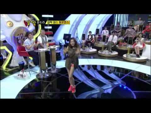 [SBS] 강심장 85회 (20110705) 명장면