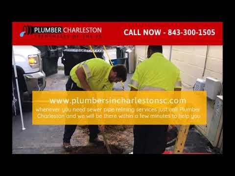 Trenchless Sewer Repair | Charleston SC