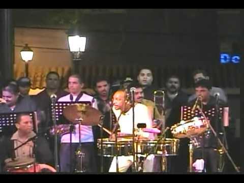Bobby Valentin Homenaje a Marvin Santiago-Final Jam