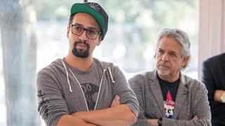 Lin-Manuel Miranda talks politics, fatherhood during surprise Austin visit