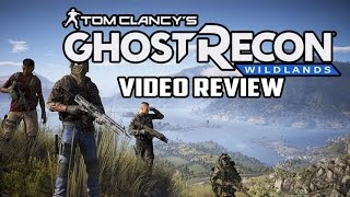 Tom Clancy's Ghost Recon Wildlands PC Game Review