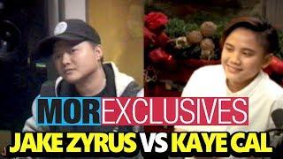 """Jake Zyrus to Kaye Cal: """"Ang Labo Mo Men!"""" Kaye 'di nakasagot!"""