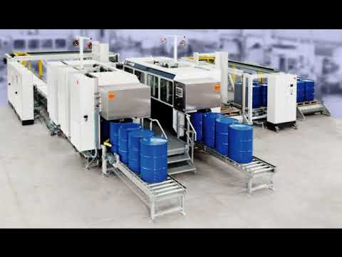 Drum Filling Machine Supplier