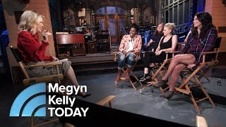 Ladies Of 'Saturday Night Live' Talk About The Show's New Season | Megyn Kelly TODAY