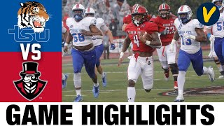 Tennessee State vs Austin Peay Highlights | 2021 Spring College Football Highlights