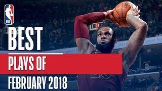 Best Plays of the Month | February 2018