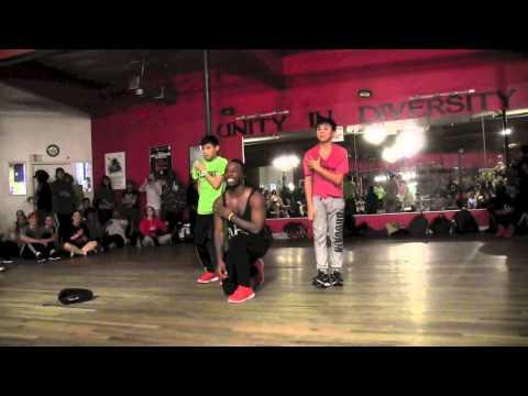 2 AMAZING Kids dancing !  Ludacris