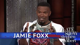 Jamie Foxx Showed Diddy How To Party On A Budget