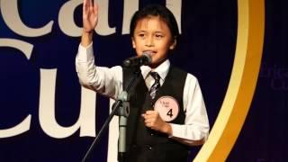 Erican Cup 2012 - Storytelling - Kuan E Xian (Kajang) - Champion