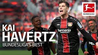 Kai Havertz - Bundesliga's Best