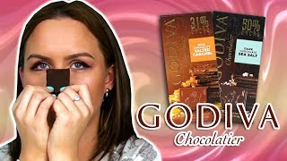 Irish People Try Godiva Chocolate
